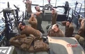 VIDEO AND PICTURES Show How US Marines Captured By IRGC Navy
