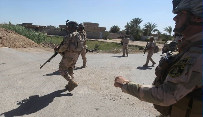 VIDEO: Iraqi Army Troops Flush ISIS Militants out of Areas in Anbar Province