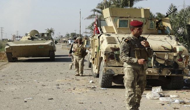 VIDEO: Iraqi Army Attacks ISIL, Liberates Albu Khalifa in Anbar Province
