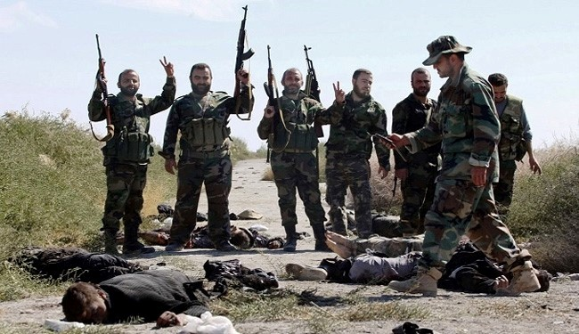 Syrian Army Troops Kill more than 30 Terrorists in Hama & Idlib