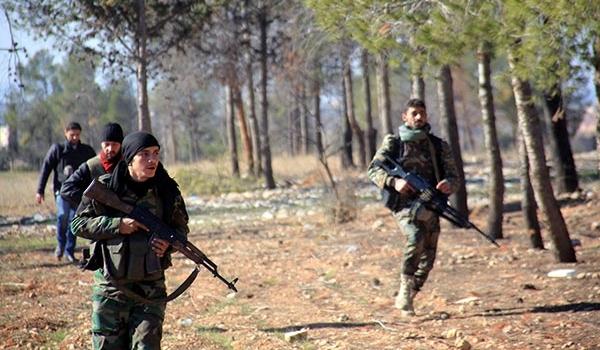 Syria: Gov't Forces Capture More Lands in Aleppo Province