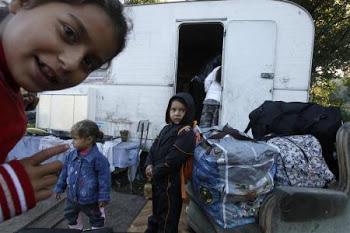 CHILDREN BACK TO ROMANIA
