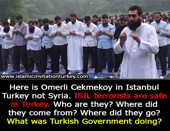 ISIL in Turkey