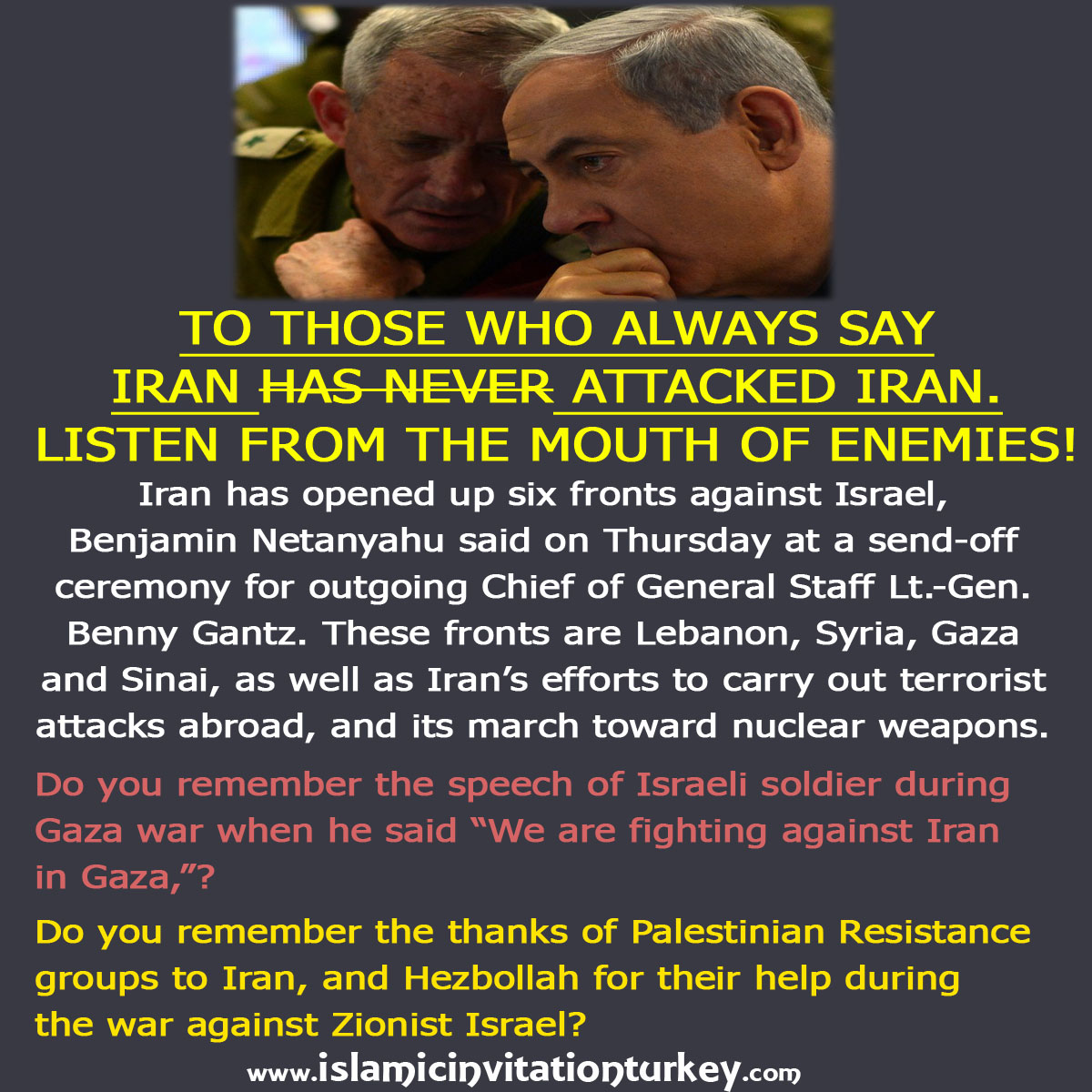 Iran fight Israel