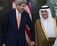 Saudi FM Adel al-Jubeir  kerry syria summit
