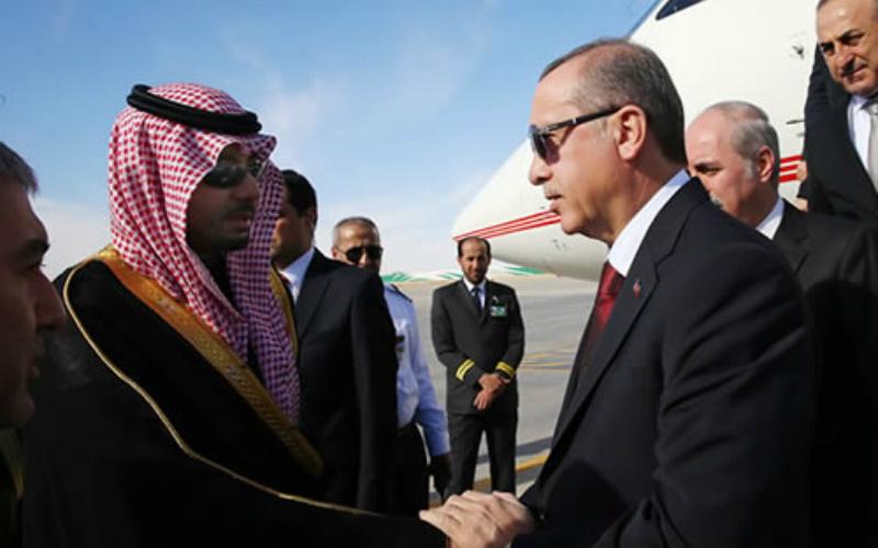 Turkey-KSA