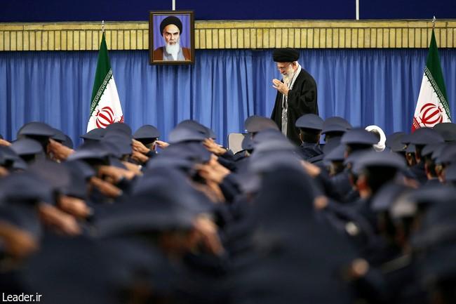 """""""Be Careful About What Lies Behind Enemy Smiles"""": Ayatollah Khamenei"""