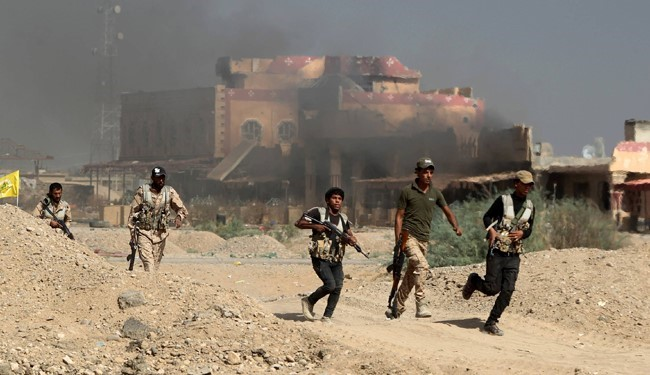 Iraqi Forces Foil ISIS Militants Assault in North of Ramadi