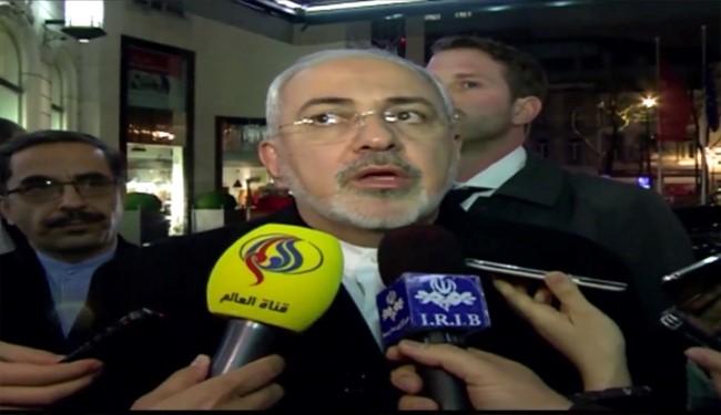 Iran FM: Foreign Troops Deployment in Syria, Propaganda Slogans; VIDEO