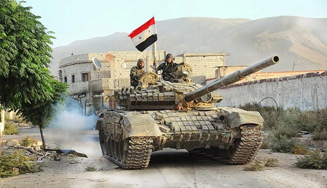 VIDEO: Syrian Army Cleans Ground from ISIS Terrorists in 4 Sides of Country