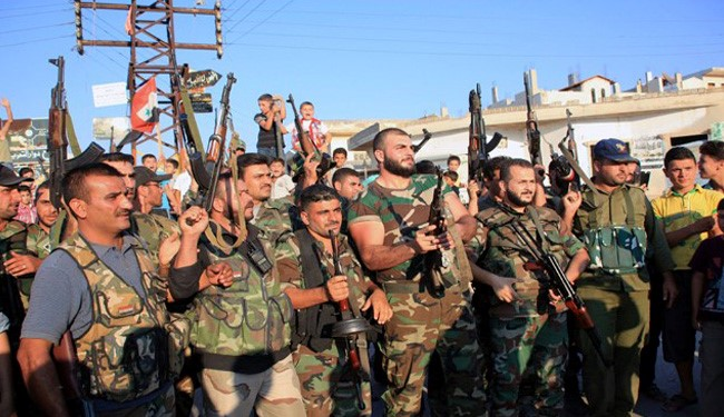 Syrian Army Units Kill Dozens of ISIS Militants in Southern Aleppo