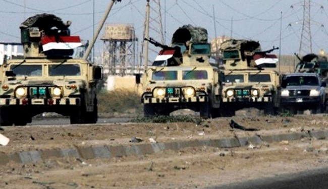 Iraqi Army Troops Begin Massive Operation against ISIS in Fallujah