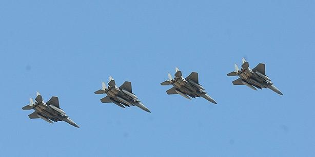 4 Saudi fighter jets landed in Turkey's İncirlik Base