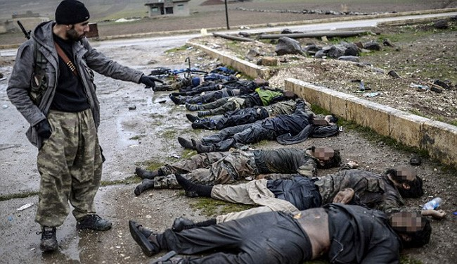 45 ISIS Militants Killed by Kurdish Forces in Raqqa Province