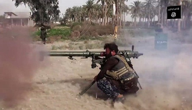 ISIS Terrorists Launch Deadly Offensive near Iraq's Capital Baghdad