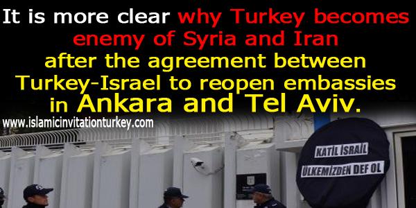 ankara tel aviv embassy