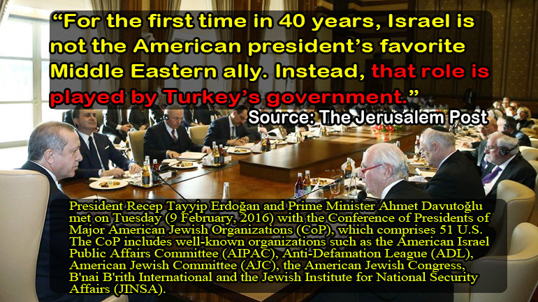 erdogan and israel