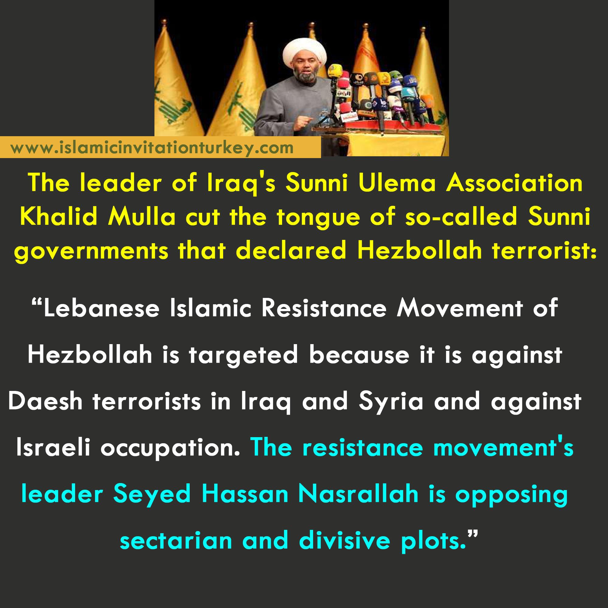 Khalid Molla Iraq