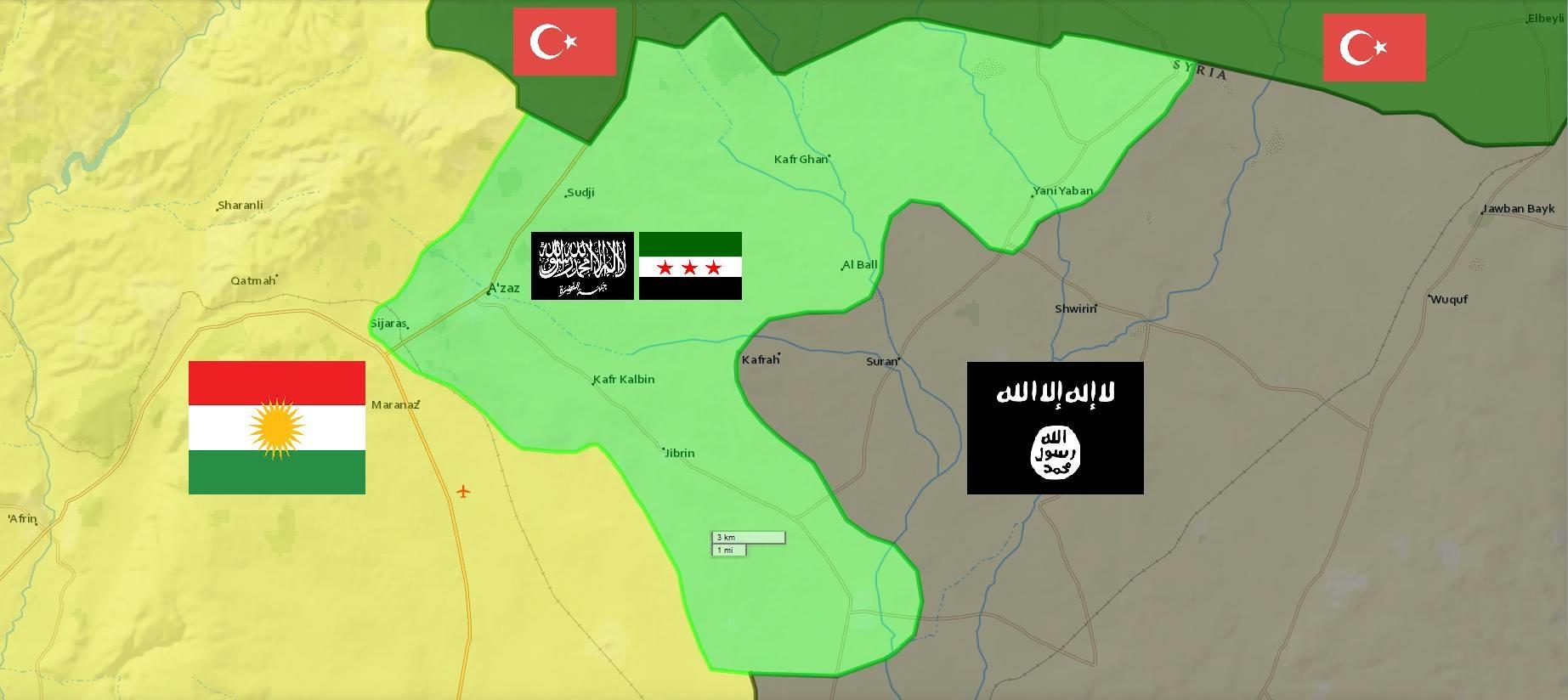 Northern-Aleppo-Map