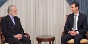 President-al-Assad-Kamal-Kharrazi-Iran-1-300x150