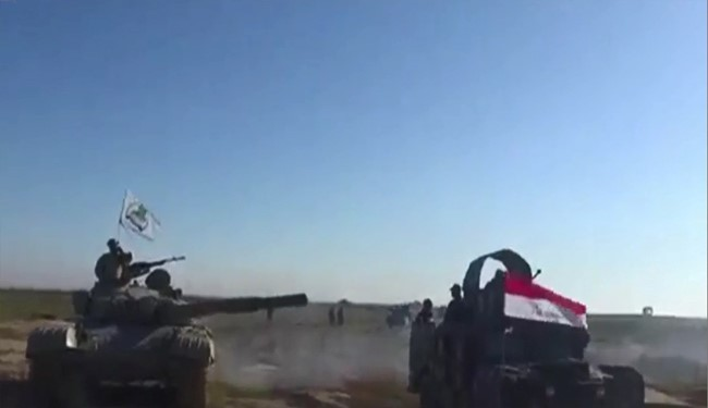 VIDEO: Iraqi Forces Make Major Gains in Salahuddin Province
