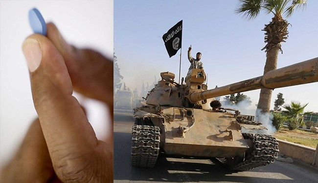 ISIS Fighters Popping Super Pill After Launching Multi-Million Pound Drugs Ring
