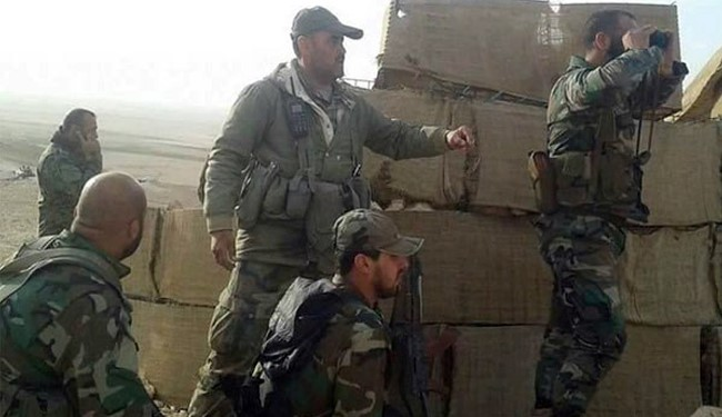 Syrian Army, Hezbollah Forces Established Full Control Over 5 Villages in Aleppo