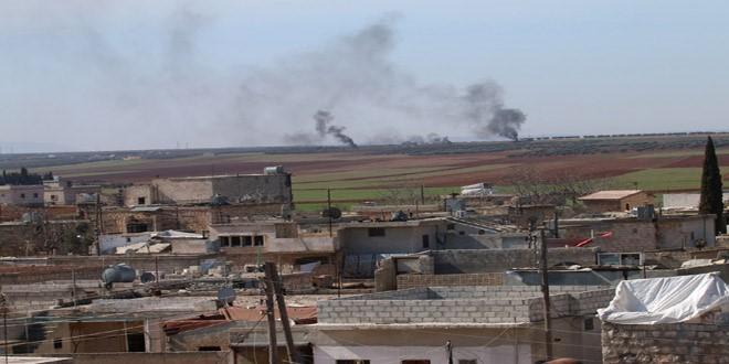 VDO: Syrian Army Kills 70 Nusra Front, Dozen ISIS Terrorists in Hama, Aleppo