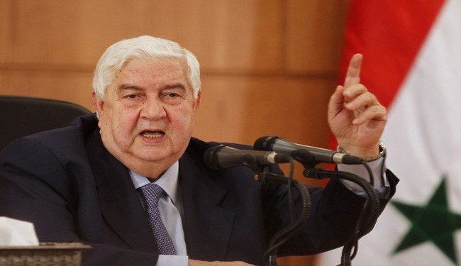 No One Dares to Intervene in Syria in Ground War: Al-Moallem