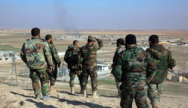 Syrian Army Troops Smash ISIS, Continue Advance in Homs Province
