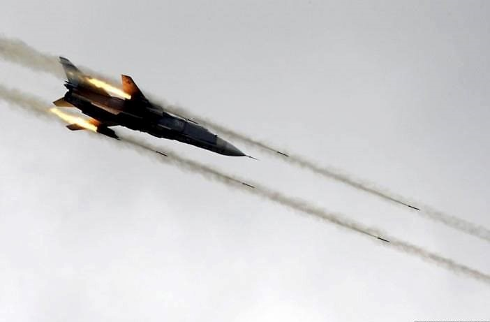Syrian Air Force Kills Several Top ISIS Leaders in Raqqa