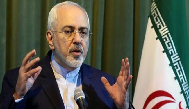 Iranian FM Zarif Calls for Global Action Against Terrorism