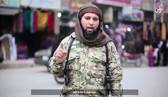 Belgian ISIS Fighter Threatens further Attacks in VIDEO on Social Media