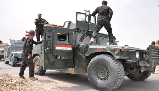 VIDEO: Iraqi Army Launches Special Military Operations against ISIS near Fallujah