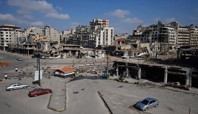 VIDEO: Syrian Army Regains Key Areas from ISIS near Quaryatayn in Homs
