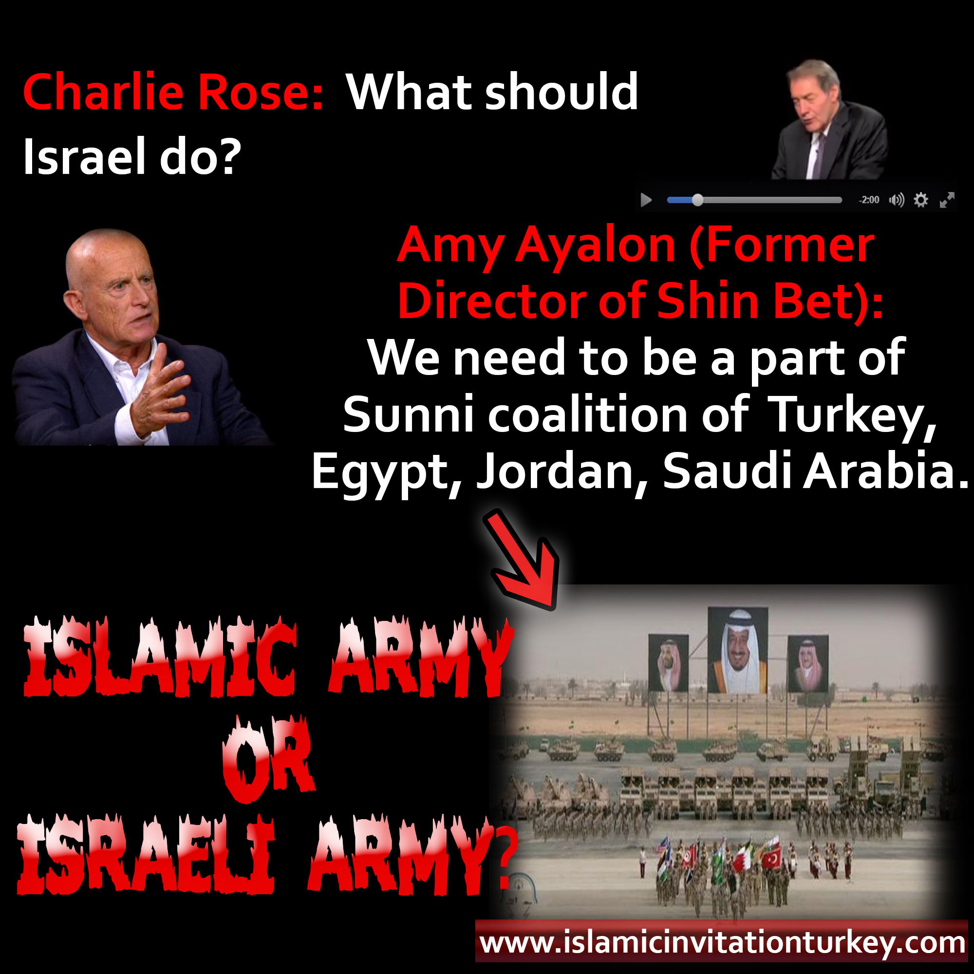 mohammad army or israeli army