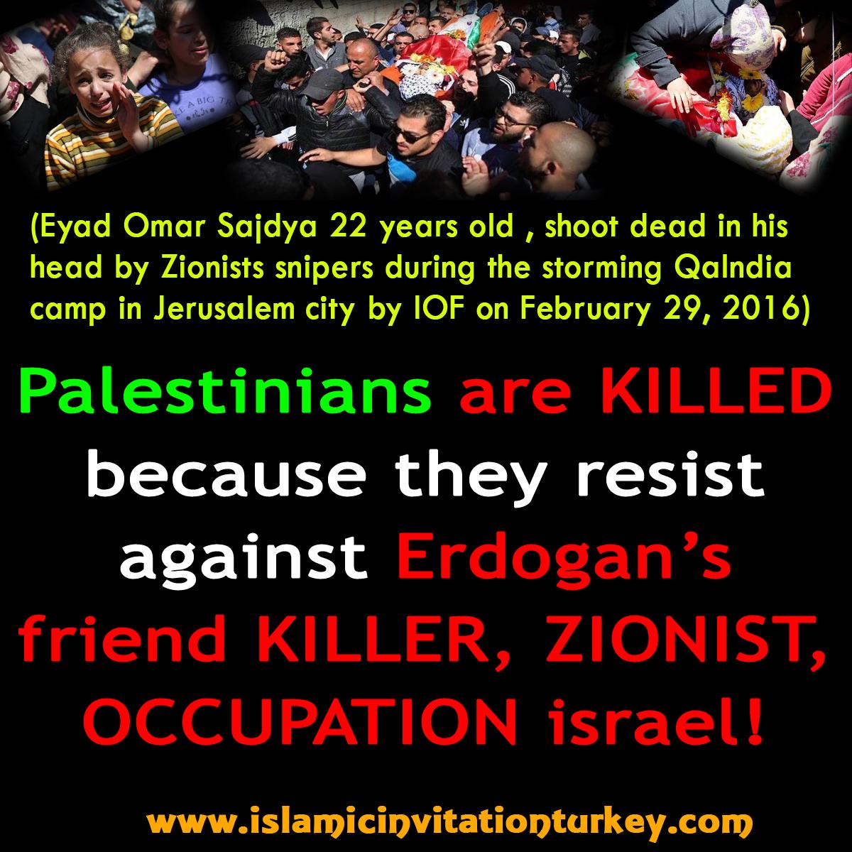 palestine resist