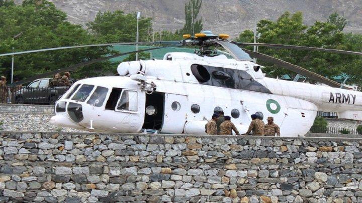 08052015 pakistan helicopter crash