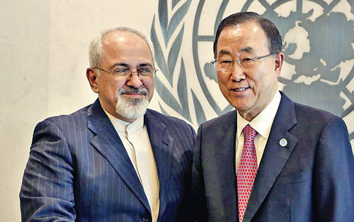 Iran asks UN chief to take action against US court ruling
