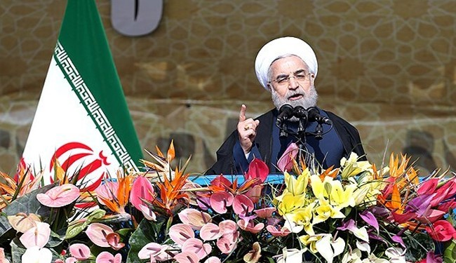 """We Need Updating Discourse of Revolution"", President Rouhani Says"