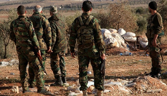 VIDEO: Syrian Army Establishes Control over Strategic Oilfield in Deir Ezzur