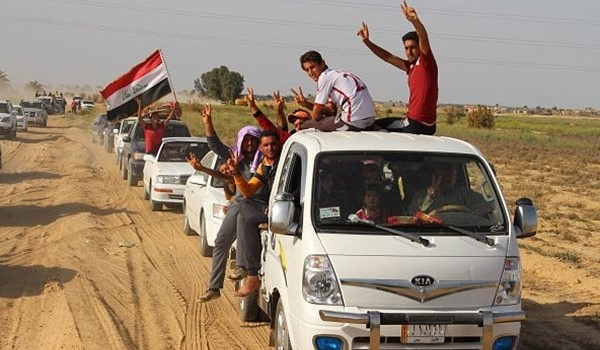 6,000 Families Returned to Ramadi: Governor of Anbar
