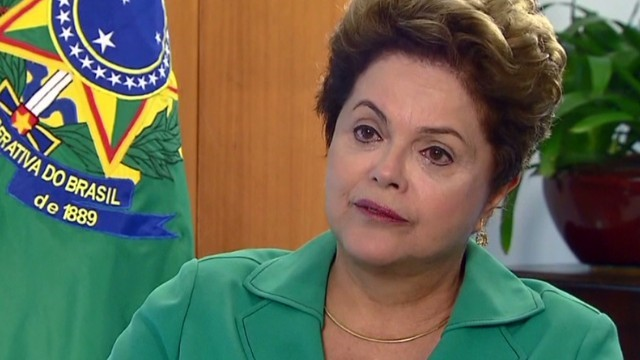 Rousseff Calls for 'Grand Pact' to Save Brazil from Crisis