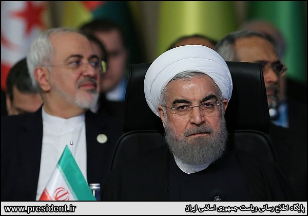 President Rouhani Explains 2 Major Plots Against Muslim Nations