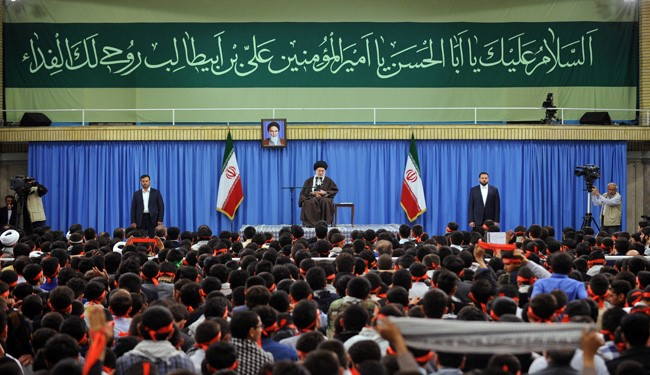 VIDEO: Iran's Leader Ayatollah Khamenei Warns against Submission to West