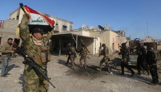 VIDEO: Iraqi Forces Gain 3 ISIS Headquarters Northeast of Baquba, Rescue Children