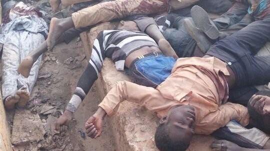 Amnesty Confirmed Nigerian Army killed 350 Shia Civilian and Secretly Buried Them