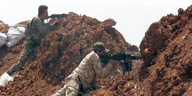 VIDEO: Syrian Forces Offensives Pin down ISIS, Nusra Terrorist