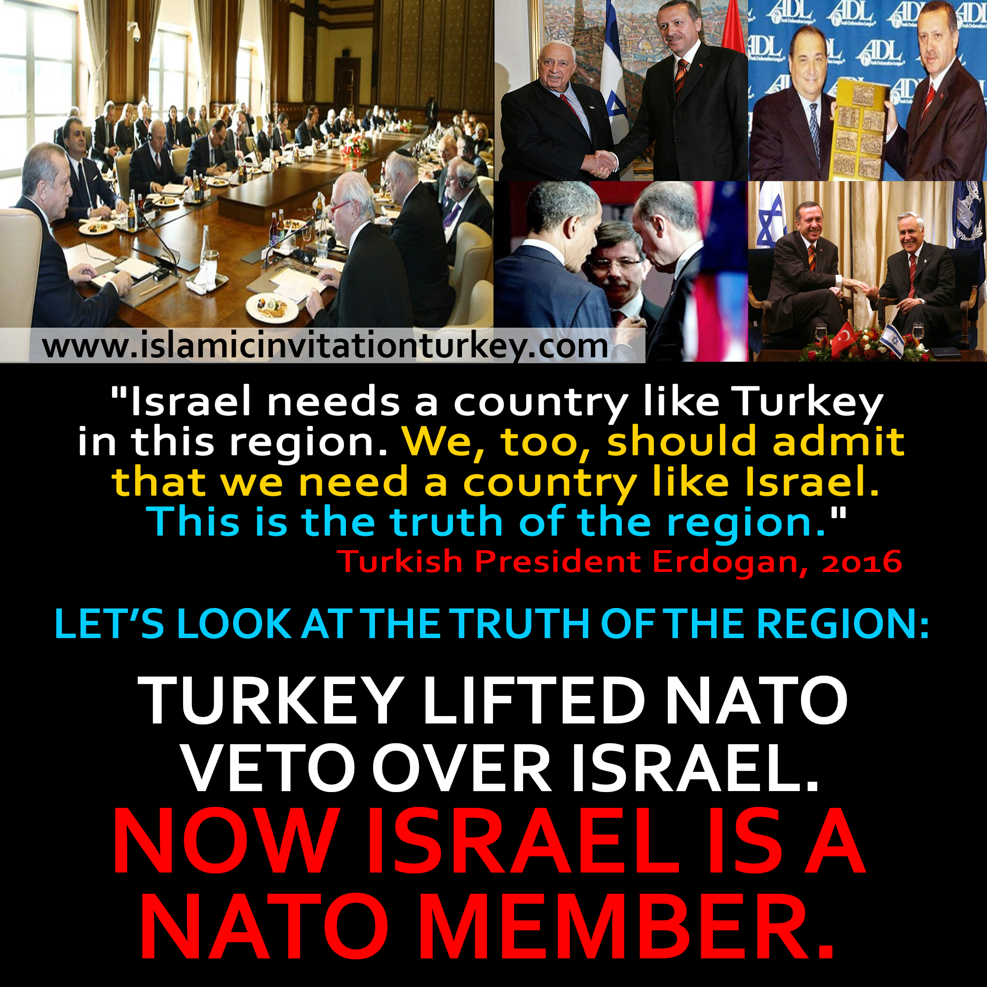 TURKEY LIFTED NATO VETO OVER ISRAEL