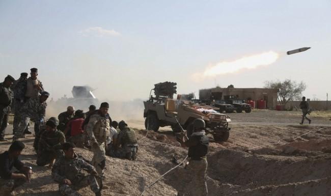 122 Daesh terrorist killed in last 48 hours in Mosul, Kirkuk and Ramadi